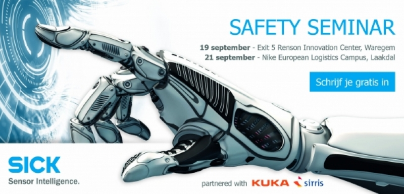 GRATIS SICK SAFETY SEMINAR