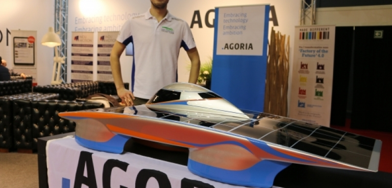 BELGEN DERDE IN WORLD SOLAR CHALLENGE