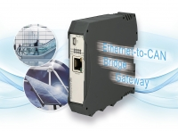 MULTIFUNCTIONELE CAN-TO-ETHERNET GATEWAY