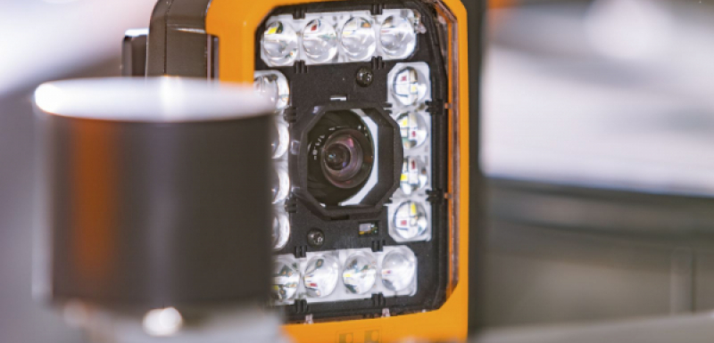 SMART CAMERA VOOR MACHINEBESTURING